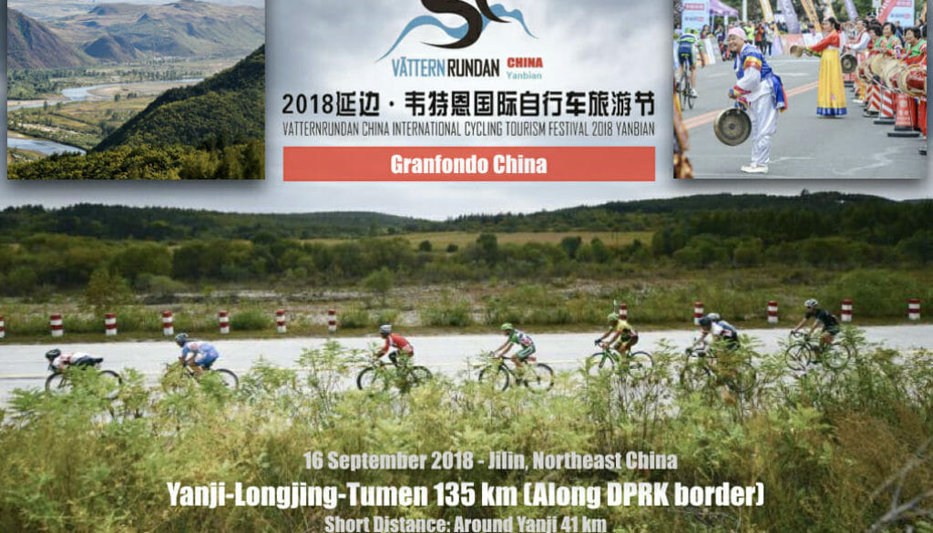 The unique border cycling event open registration