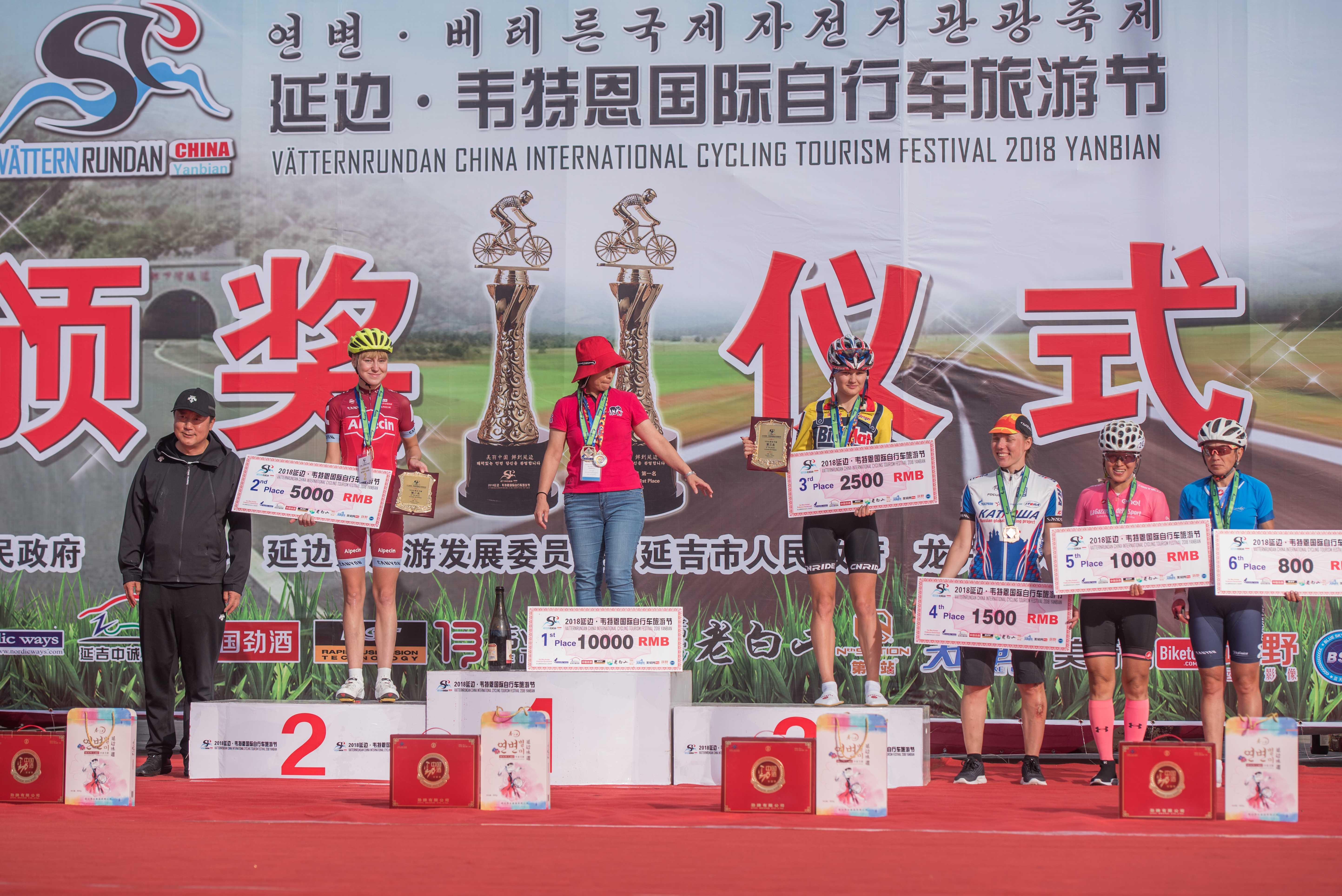 Vatternrundan China Yanbian International Cycling Tourism